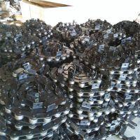 浩宇20A-1-48L非标碳钢链条碳钢弯板链条生产商