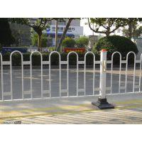 开封喷塑河道护栏,开封市政交通围栏,HC京式道路栅栏,喷塑草坪栅栏Q235