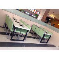 韩式无烟实木烧烤桌 自助火锅烤肉桌子 烤涮一体大理石电磁炉火锅店桌椅