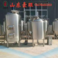 微型精酿啤酒设备+HW系列+山东豪旺+厂家直销
