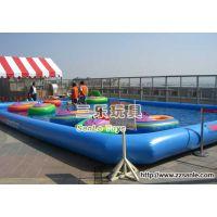甘肃室内外大型充气水池(支架游泳池)夏季乘凉好地方