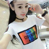 特价跑量女装短袖T恤,便宜清仓处理 韩版女装短袖货源 厂家直销货源