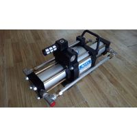气动柱塞增压泵ZT04气驱动压力试压机菲恩特厂家