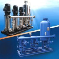 上海连成水泵/厂家直销 可带发票/水泵及各种配件/ZWL型罐式管网叠压(无负压)供水设备