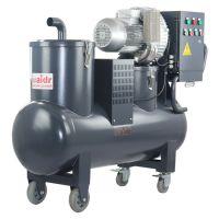 广东工厂用大型吸尘吸水机 威德尔品牌工业吸水吸油机 可边吸边排