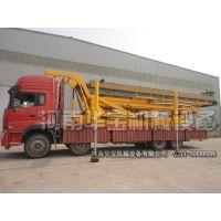 生产高空压瓦机厂家_移动式高空上瓦机_河南华宝机械设备