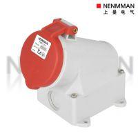 上曼电气NENMMAN 明装插座 TYP:111 三相五孔16A-6h IP44
