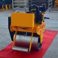 天通小型单轮手扶式压路机