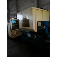 数控蜗杆砂轮磨齿机型号:YK7232A