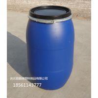 鹏腾供应125升塑料桶125KG抱箍塑料桶销售
