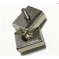 长方形铁壳磁铁 长方形磁性吸盘挂钩固定器 长方形PVC包胶磁铁扣 磁铁吸盘固定器