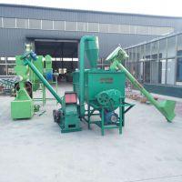 生产线大型猫砂机设备 土猫砂造粒机 化工原料颗粒成型机
