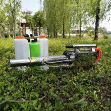 精品直销玉米地轻便喷药机农用水烟两用机180W高大树木杀虫喷雾器