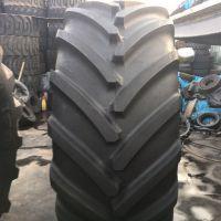 厂家直销800/70R38农用人字花纹大型轮胎 米其林轮胎 耐磨防滑