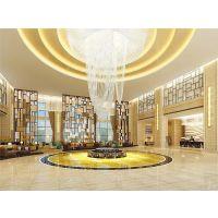 7000㎡酒店设计要花多少钱—水木源创装饰