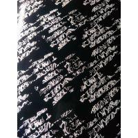 供应广东真皮皮革直喷数码印花PU皮革卷材数码喷绘加工厂