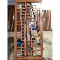 淮南拱形门口铝窗花生产定制