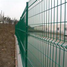 常规双边护栏网安装方法