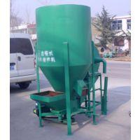 小型立式干粉饲料搅拌机 农用机械养殖粉碎搅拌机山东思路机械厂家