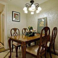 厂家直销餐厅家具实木餐桌椅古典中式餐桌椅组合现代简约实木饭桌
