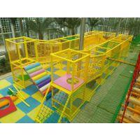 儿童绳网探险,儿童乐园加盟,儿童拓展器械