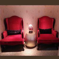 厂家直销欧式高背形象椅新古典实木沙发椅单人沙发定制