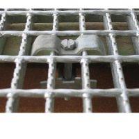 武汉博达厂家生产Q235材质镀锌钢格板 镀锌排水沟盖钢格栅价格