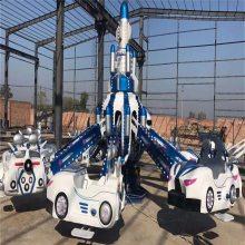 户外游乐设备旋转升降飞机 户外大型 游乐场设施 公园自控飞机