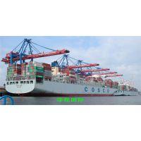 中国-澳大利亚物流服务 惠州到墨尔本海运服务 家具双清包税到门