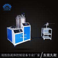 久耐机械玻璃钢拉挤生产设备 聚氨酯、环氧树脂拉挤高精密自动配比、混和注胶设备