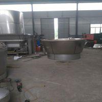 厂家直销不锈钢酿酒设备 纯粮食酒蒸酒设备 酿酒用自动凉床