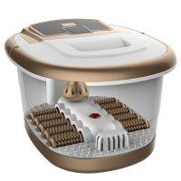 傲盛洗脚盆家用足疗泡脚盆深桶机加热足浴器全自动按摩电动足浴盆