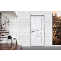 室内平开免漆实木复合门