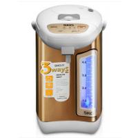 SKG1151 不锈钢电热水壶 六段保温烧水壶 5升