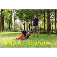 操场、绿化带草坪剪草机 手推省力润华草坪机