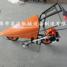 收割机型号 割稻机参数 汽油大马力小型玉米收割机
