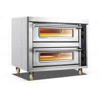 最新上海厂家批发两层两盘烘培烤箱价格