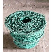 毛刺钢丝绳 安平刺丝厂 菱型铁丝网