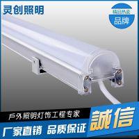江西南昌LED全彩外控数码管高品质是关键-灵创照明