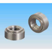 供应不锈钢花齿压铆螺母CLS-M4-0