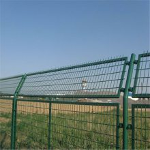 工厂区域围栏 公路围栏厂 铁马围网价格