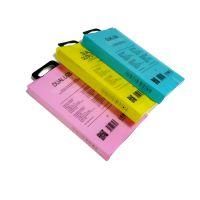 厂家订制PVC印刷胶盒PET透明包装盒