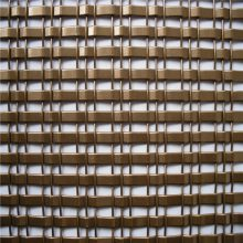 装饰勾花网 黄铜勾丝网 房间隔断网