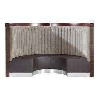 供应各种时尚卡座沙发/厂家直销品质卓越/中式大堂包间沙发,麦德嘉MF09