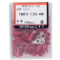 日本NICHIFU压着端子TMEV 1.25-3-RED