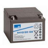 德国阳光蓄电池A412/65G 胶体免维护蓄电池