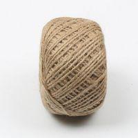复古手工编织DIY粗细装饰麻绳捆绑绳麻绳厂家批发幼儿园环保