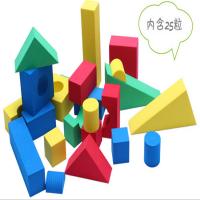 环保防静电海绵 数控线切包装 EVA正方体 EVA玩具 积木长方块 胜月厂家