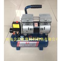 东成无油静音空压机Q1E-FF-1608喷漆木工家具家用充气泵