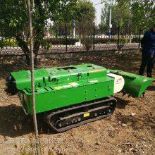 普航小体型履带式开沟机 小型大马力山地果园作业 果园施肥机